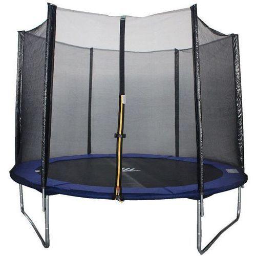 Trampolina ogrodowa z siatką zewnętrzną Enero fi 244 cm - 8FT \ 3 nogi