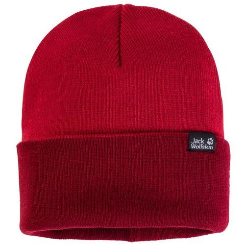 Czapka rib hat indian red marki Jack wolfskin
