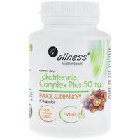 Kapsułki Aliness Tokotrienolos Complex Plus 50 mg - 60 kapsułek