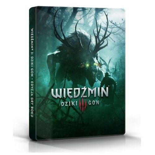 Wiedźmin 3 Dziki Gon (PS4)