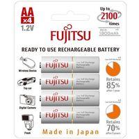 4 x akumulatorki Fujitsu R6/AA 2000mAh HR-3UTCEX, FUHR3UTC-4BP