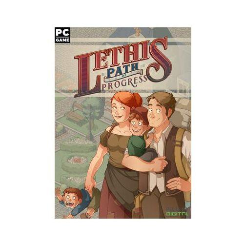 2k games Lethis: path of progress - k00668- zamów do 16:00, wysyłka kurierem tego samego dnia!