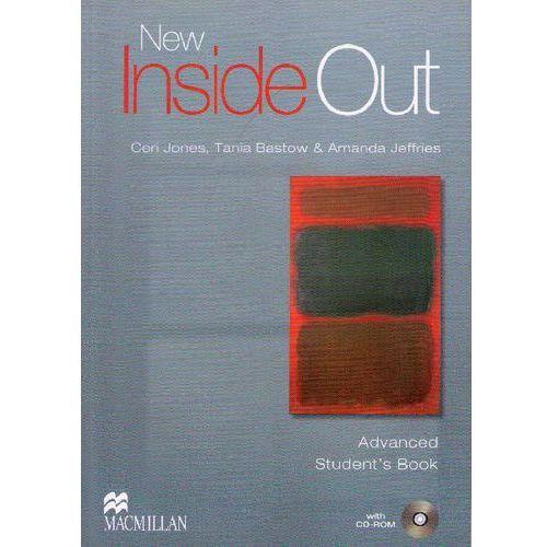 New Inside Out Angielski część 6 ćwiczenia bez klucza+audio CD Advanced (2010)
