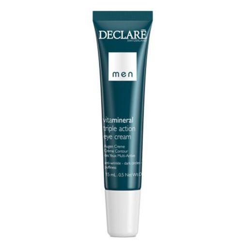 Declaré men vita mineral triple action eye cream trójaktywny krem pod oczy (433) Declare