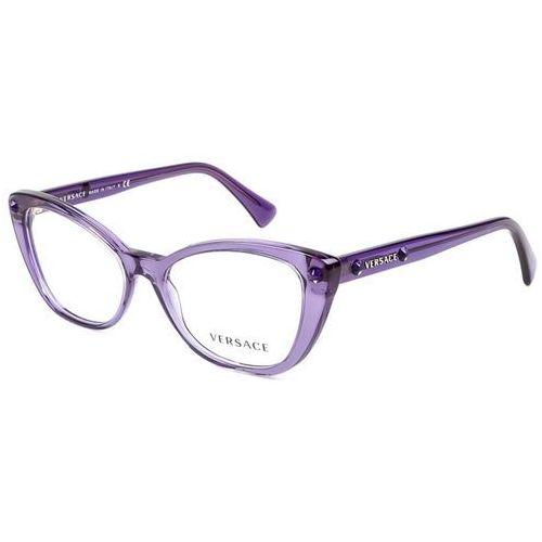 Okulary Korekcyjne Versace VE3222B Crystal Charm 5160