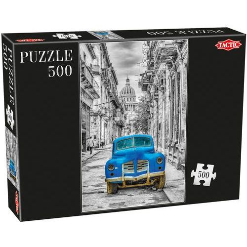 Tactic Puzzle 500 cars (6416739535616)