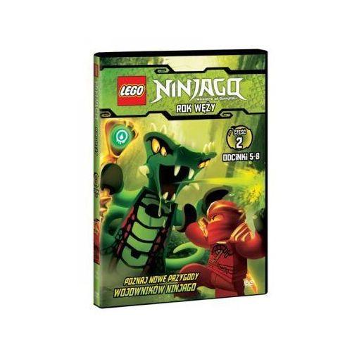 Lego ninjago. rok węży, część 2 7321997610021 marki Galapagos films