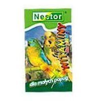 witaminy na pierzenie dla małych papug marki Nestor