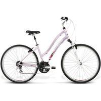 Rower miejski Kross Modo Bisette M różowo-biały 2014 WYSYŁKA GRATIS! - M(18) różowo-biały
