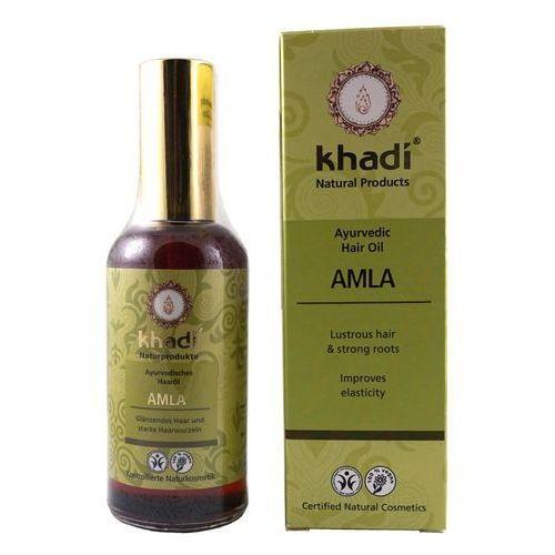 Khadi - Olejek Amla do włosów Khadi 100 ml