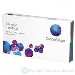 Soczewki kontaktowe  Cooper Vision Odlotowe Soczewki