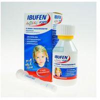 Ibufen forte zawiesina o smaku truskawkowym 100ml (5909990872770)