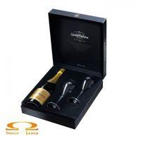 Szampan Canard-Duchene Cuvee Leonie Brut Gift Box + kieliszki Francja 0,75l