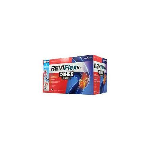Reviflexin x 30 saszetek + oshee vitamin energy 250ml x 2 sztuki Nord farm