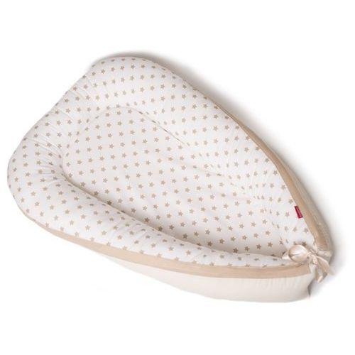 Beemy poduszka-gniazdko dla dziecka, stars brown