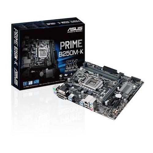 Prime b250m-k intel b250 lga 1151 (socket h4) micro atx płyta główna Asus