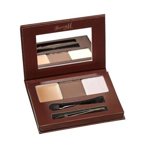 Brow kit zestawy i palety do brwi 4,5 g dla kobiet light - medium Barry m - Sprawdź już teraz