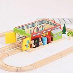 Bigjigs Rail Warsztat kolejowy