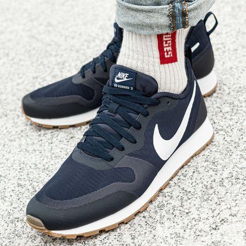 Buty treningowe męskie md runner 2 (ao0265-400) marki Nike