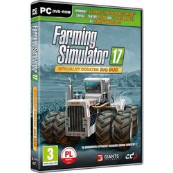 Gra PC Farming Simulator 17 Dodatek Big Bud -