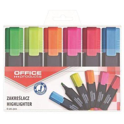 Pisaki, mazaki i flamastry Office Products biurowe-zakupy