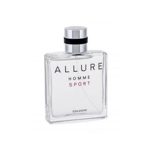 c24acd441e533 allure homme sport cologne woda kolońska 50 ml dla mężczyzn marki Chanel - 2