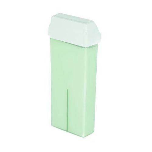 Wosk do depilacji z rolką szeroką green tea 100ml - Rewelacyjna oferta