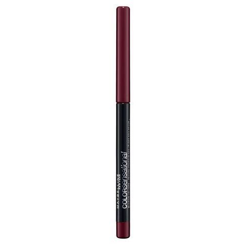 Maybelline New York, Color Sensational. Kredka do ust, 160 Rich Wine - Maybelline