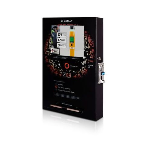 Alkomat barowy ALCOLIFE (5904730548373)