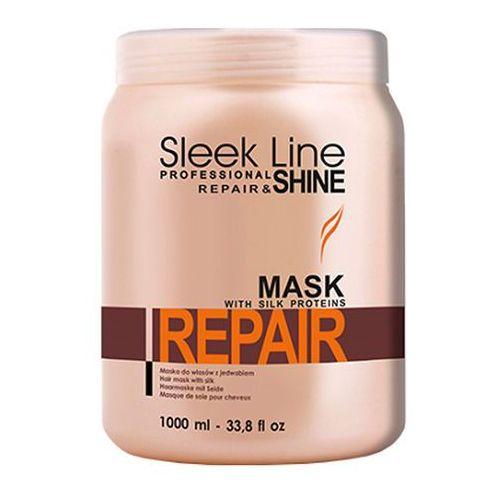 Stapiz maska z. jedwabiem repair&shine. 1000ml