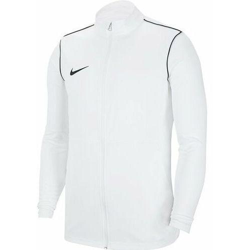 Bluza męska dry park 20 bv6885-100 - biały, Nike