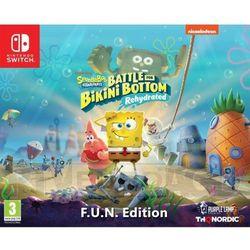Thq nordic Spongebob squarepants: battle for bikini bottom rehydrated - edycja f.u.n. nintendo switch
