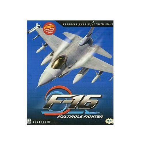 F-16 Multirole Fighter - K00408- Zamów do 16:00, wysyłka kurierem tego samego dnia!