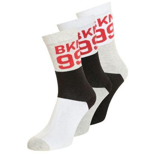 Brooklyn's Own by Rocawear 3 PACK Skarpety black/white/grey, BH6_FW16_8-2-F_008
