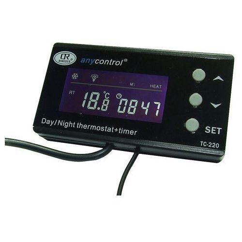 Ringder Termostat dtc-120 (drt-200) płynne wyłączanie