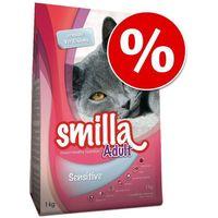 1 kg suchej karmy w super cenie! - adult drób marki Smilla