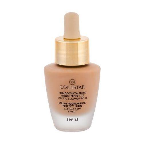 Collistar serum foundation perfect nude spf15 podkład 30 ml dla kobiet 4 sand - Rewelacyjny upust