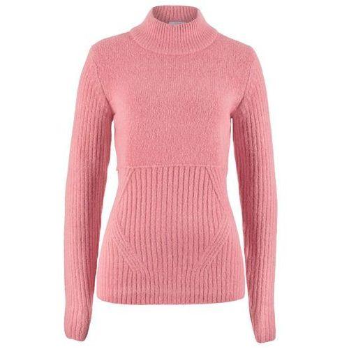 Sweter bonprix indygo, w 6 rozmiarach