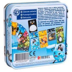 Szeregowy pingwin marki Rebel