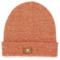 czapka zimowa RAGWEAR - Tadria A Terracotta (TERRACOTTA)