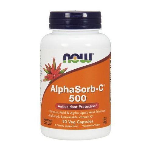 Kapsułki Now Foods AlphaSorb C-500 90 kaps