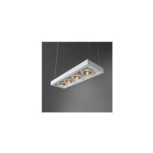 Cadra x4 230v zwis lampa wisząca 54914-02 czarna ** rabaty w sklepie ** marki Aquaform