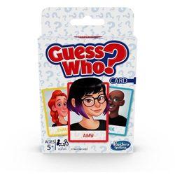 Gra karciana zgadnij kto to? marki Hasbro