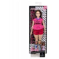 Lalka barbie fashionistas różowy top fjf58 marki Mattel