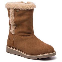 Śniegowce PRIMIGI - GORE-TEX 2423800 M Cuoio, kolor brązowy