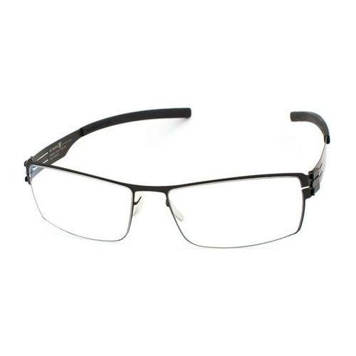 Okulary korekcyjne m5085 nufenen medium black Ic! berlin