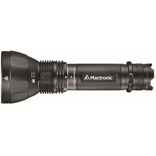 Mactronic Latarka ręczna ładowana mactronic blitz k12 11600lm(akumulator,zasilacz dc12v,zasilacz ac 230v,pasek na rękę,walizka)ths0011