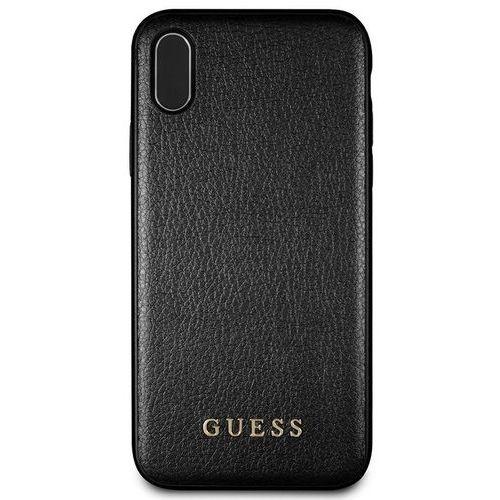 Guess guhcpxiglbk iphone x (czarny) (3700740407851)