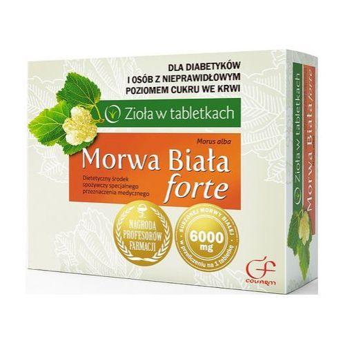 Tabletki Morwa Biała Forte 30 tabl