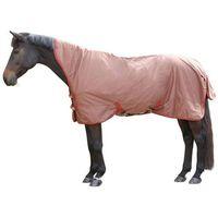 Kerbl Derka dla konia RugBe SuperHighNeck, brązowa, 125 cm 328668
